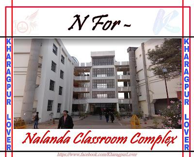 Nalanda Classroom Complex Nalanda Classroom Complex, IIT Kharagpur, Kharagpur
