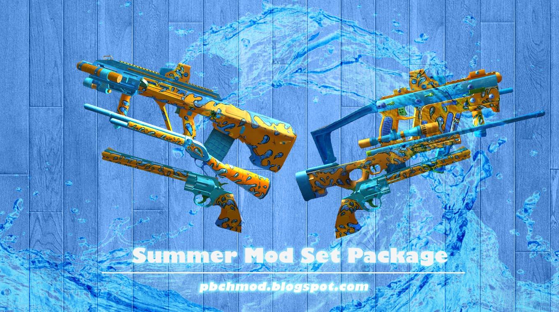 Summer Mod Package