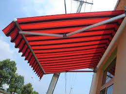 jasa pembuatan canopy kain, tenda membrane dan awning gulung boogor