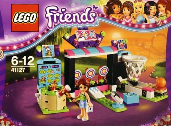 LEGO Friends Amusement Park Arcade - 41127