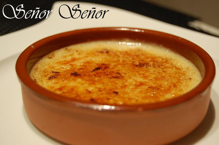 receta crema catalana