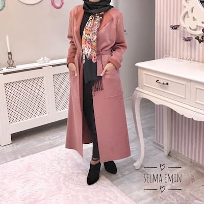 Hijab Chic Simple - Style Hiver 2019