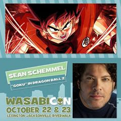 Sean Schemmel - WasabiCon
