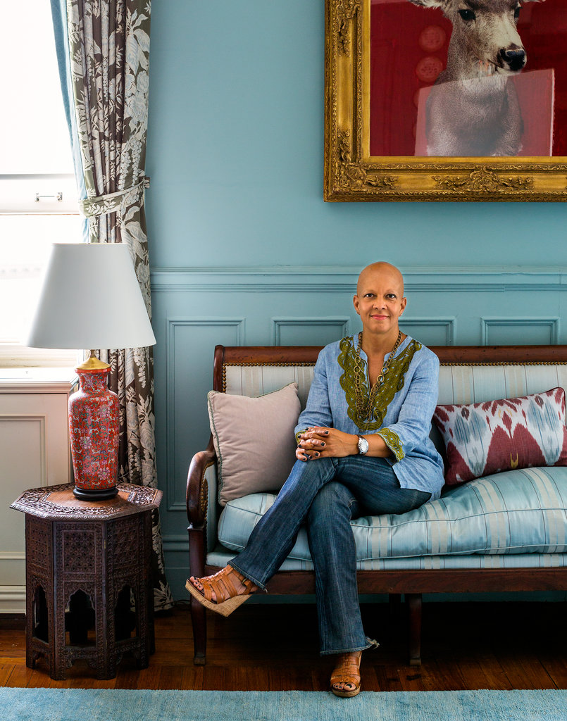 Decor Inspiration At Home With Sheila Bridges Harlem