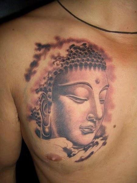 neo polytheist: Buddhist Tattoos