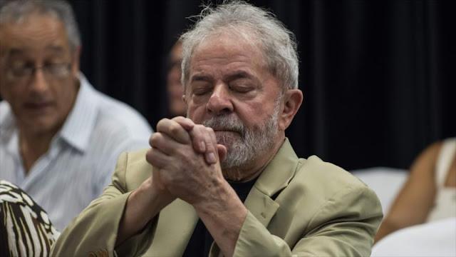 """Lula será candidato para """"recuperar soberanía cedida a EEUU"""""""