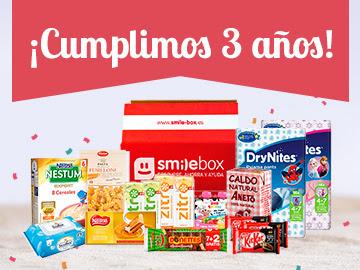 Tercer Aniversario SmileBox