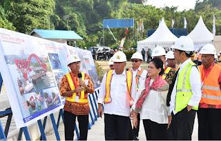 Presiden Tinjau Holtekamp Pastikan Mampu Tumbuhkan Titik Perekonomian Baru di Jayapura