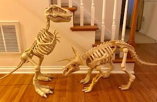 Dinovember, dinosaurs