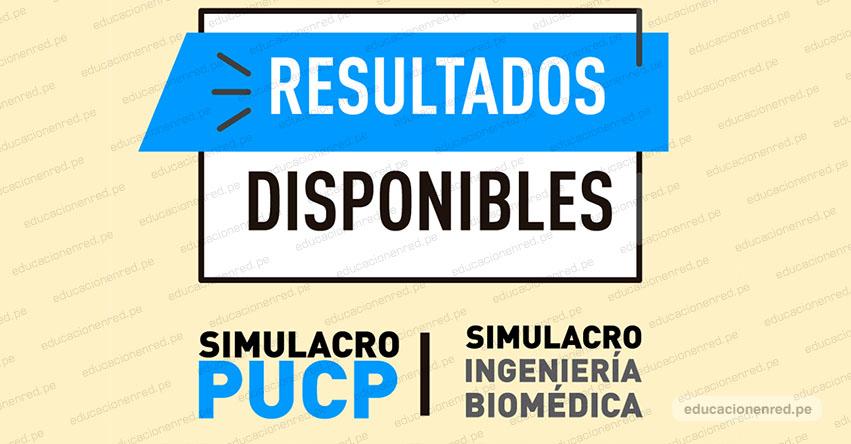 Resultados PUCP 2019 (Domingo 27 Octubre) Zona Escolar - Simulacro Examen Admisión - Pontificia Universidad Católica del Perú - www.pucp.edu.pe