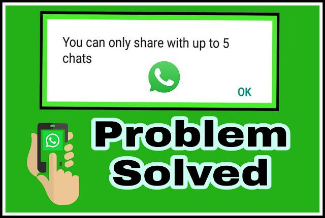 Whatsapp par 5 se jyada message send kese kare