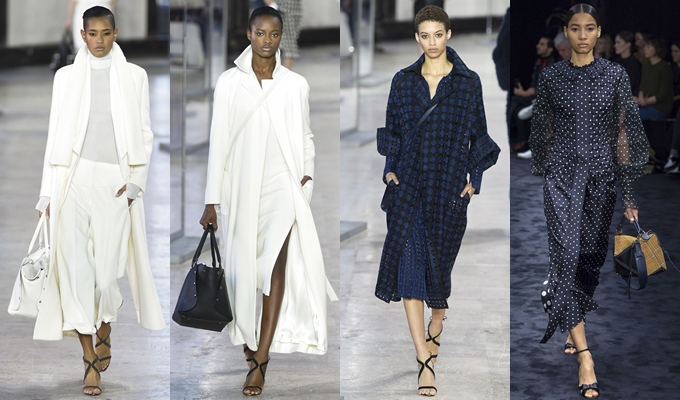 Best of Paris fashion week fall 2017-Akris,Loewe.Pariz nedelja mode za jesen zimu 2017 kolekcije.
