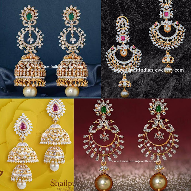 Grand Diamond Earrings Collection