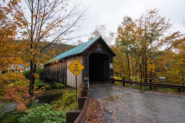 Ponte coperto-New England
