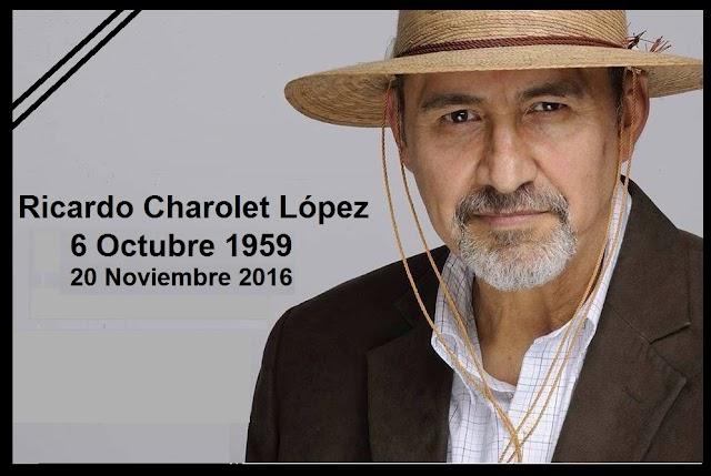 Ricardo Charolet López