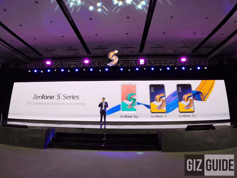 ZenFone 5 series