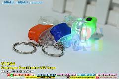 Gantungan Kunci Senter LED Vespa