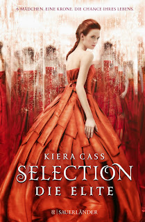 Cass, Kiera ∞ Selection: Die Elite