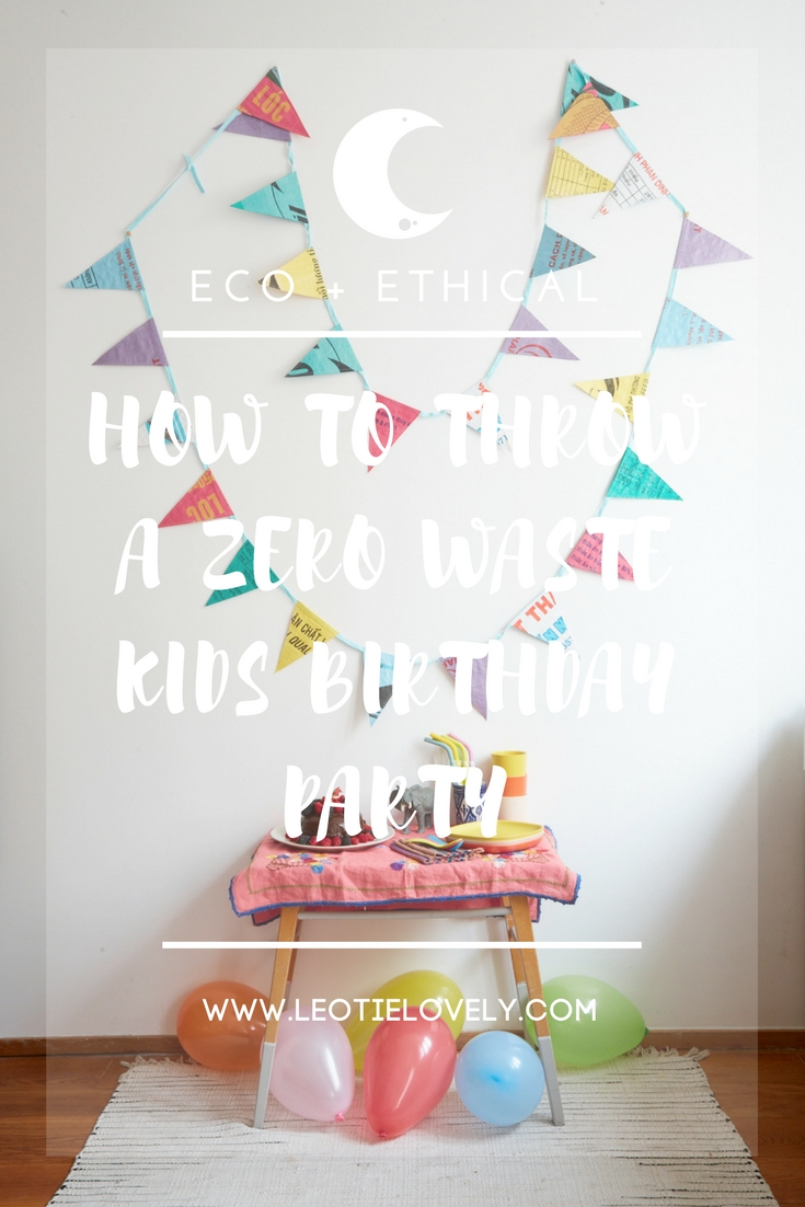 zero waste, party, bunting, dinnerware, kids, babies, birthday, reusable, cake, diy, napkin, tablecloth, candle, balloons, biodegradable balloons, lost in samsara, pinterest, smallable, amazon, light my fire, biobu, love mae, shop terrain, falcon enamelware, reusable straw, reusable napkin, reusable tablecloth, beeswax birthday candles