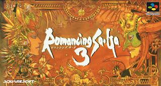 Romancing SaGa 3 (BR) [ SNES ]