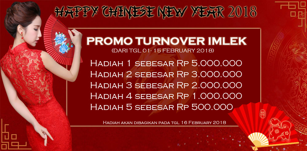 PROMO BONUS IMLEK dan VALENTINE Poker Online Indonesia