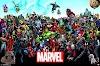 12 Kelompok Superhero di Dunia Marvel Paling Keren