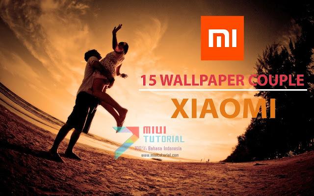 Ingin Bisa Semakin Mesra dengan Pacarnya? Coba 15 Wallpaper Couple Xiaomi Berikut Ini! (Para Jomblo Harap Jangan Anarkis)