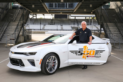 2017 Chevrolet Camaro SS 50th Anniversary Edition Pace Car