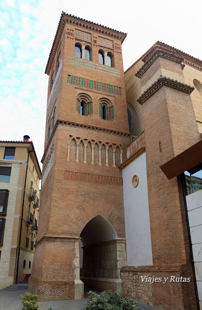 Torre de San Pedro, Teruel