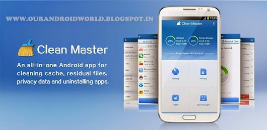 CLEAN MASTER ~ AndroidStore