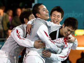 フェンシング男子フルーレ団体