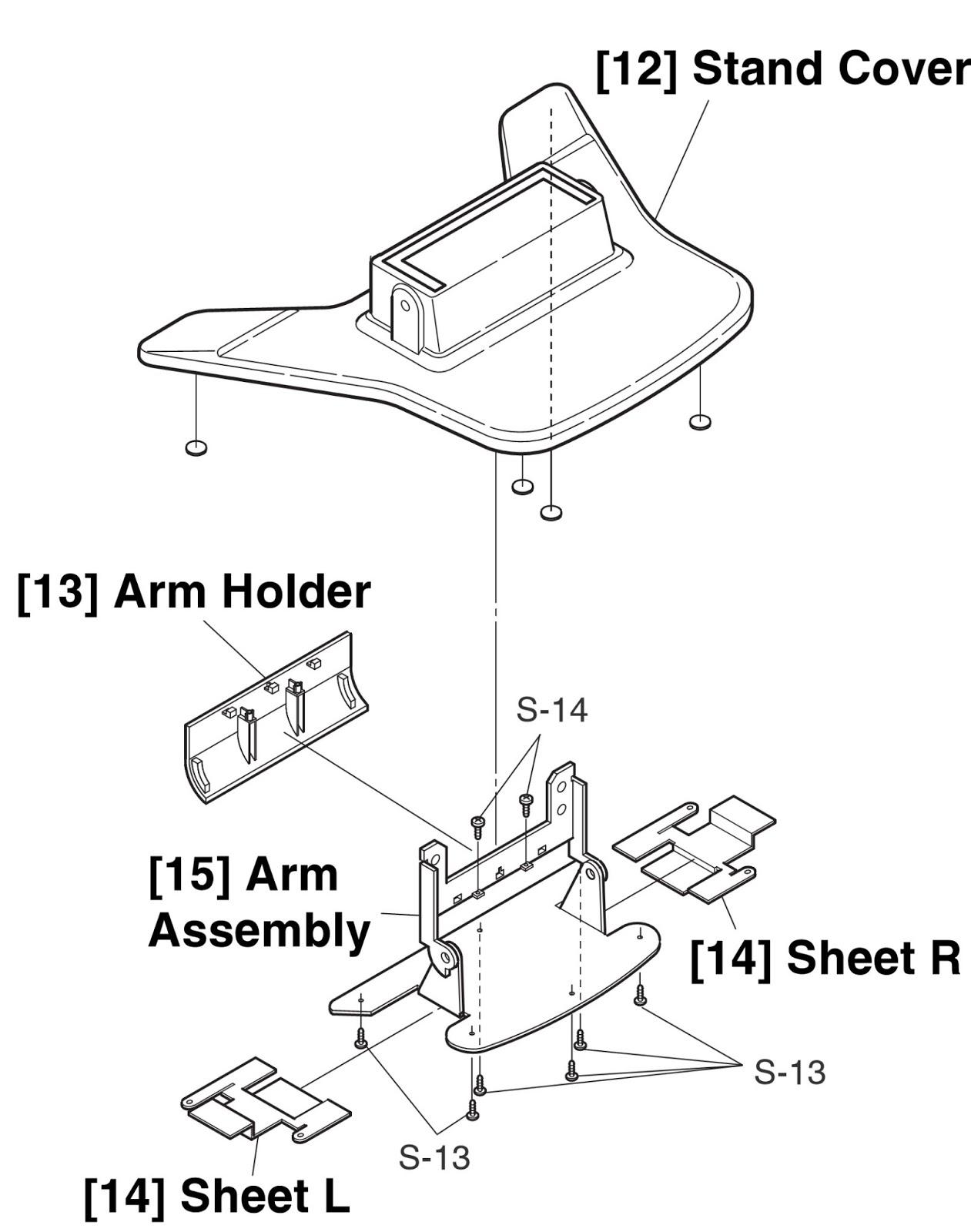 SYMPHONIC LCD-B20A6 – LCD-B20B6 - FUNAI LCD-B20A6