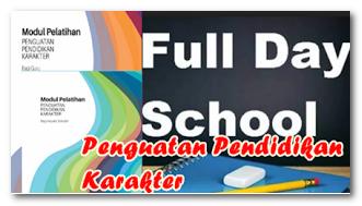 Download Modul Penguatan Pendidikan Karakter (PPK) jenjang SD SMP SMA Gratis 2017