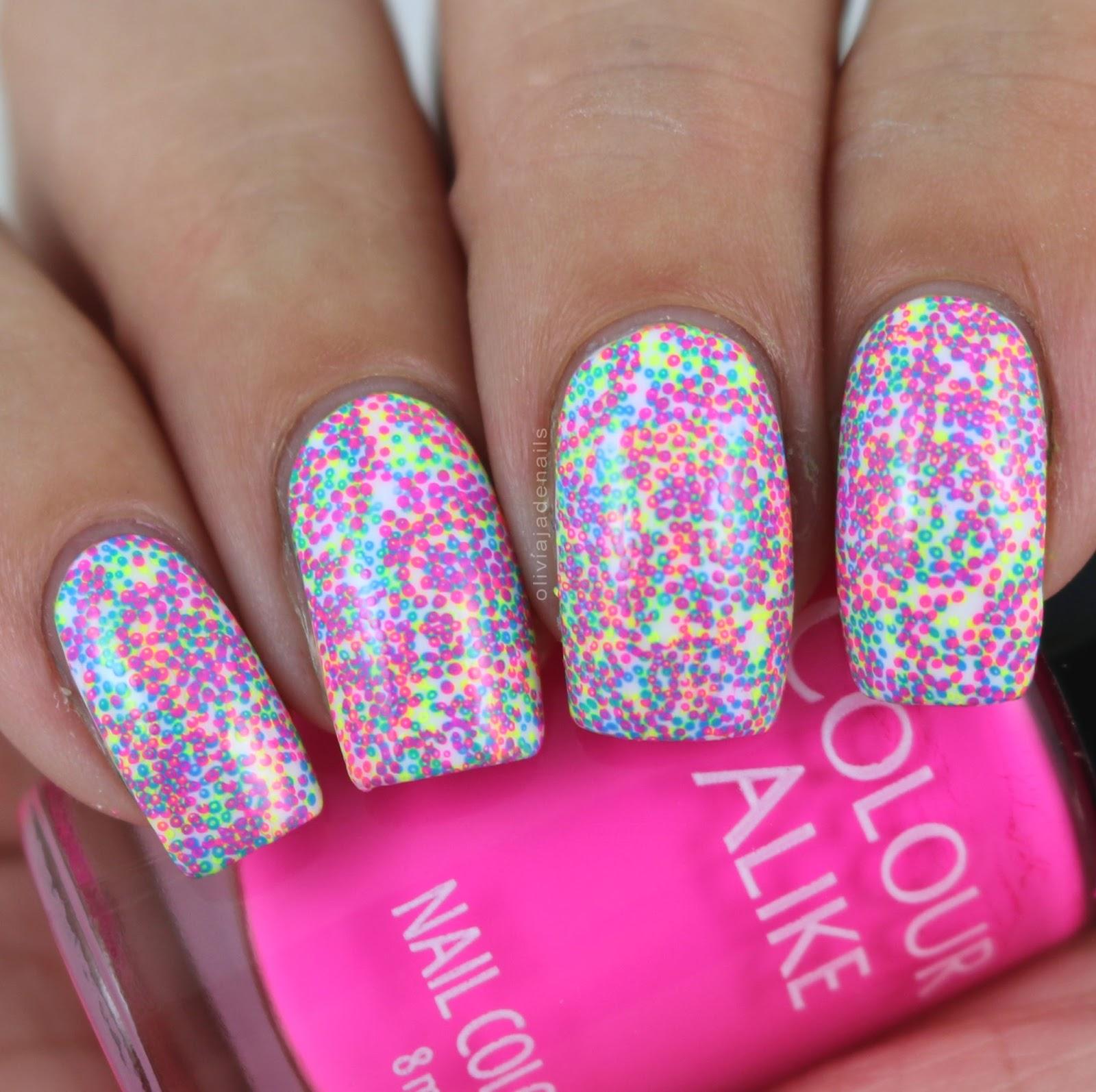 Olivia Jade Nails Lina Nail Art Supplies Make Your Mark 03 Stamping