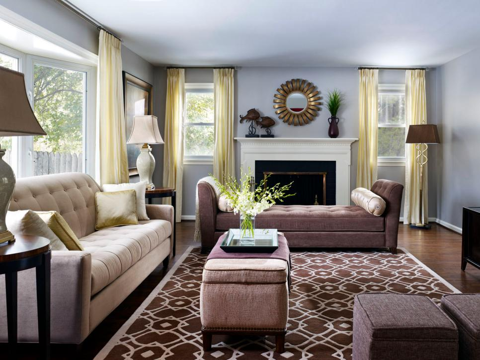 Living Room Interior Design Guidelines