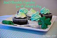 Mint Chocolate Cupcakes