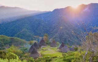 5 Desa Unik Indonesia Ini Ternyata Sudah di Kenal Dunia