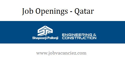 Shapoorji Pallonji & Co  Ltd  Engineering & Construction Job