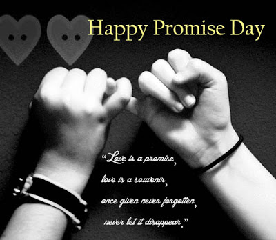 Promise day Quotes for girlfriend to Impress image 2017