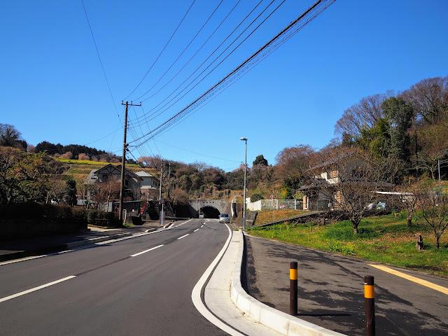 大井町 篠窪隧道