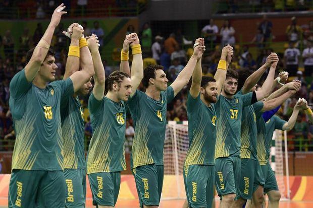 Brasil selección handball