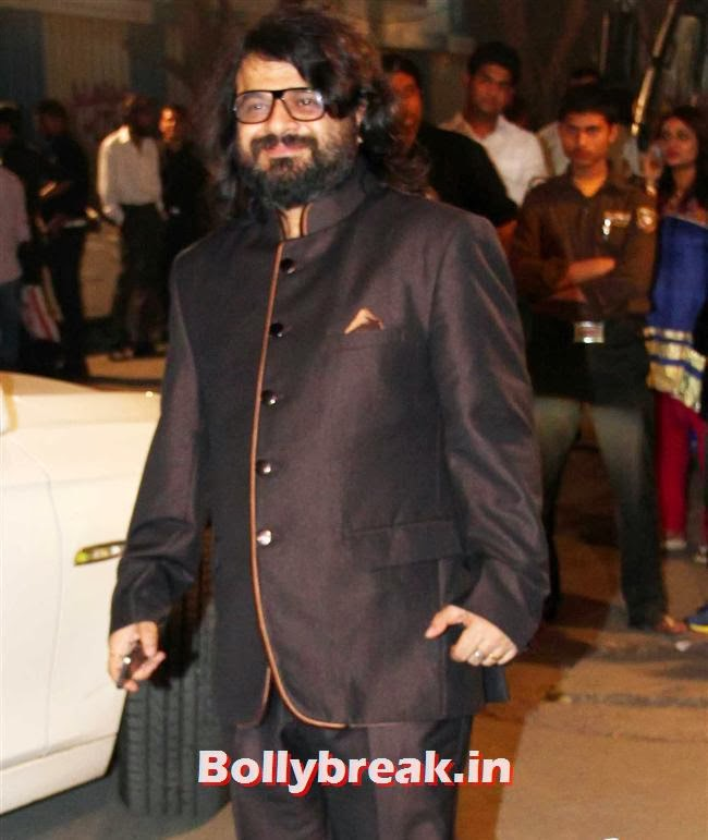 Pritam, Filmfare Awards 2014 Red carpet Images