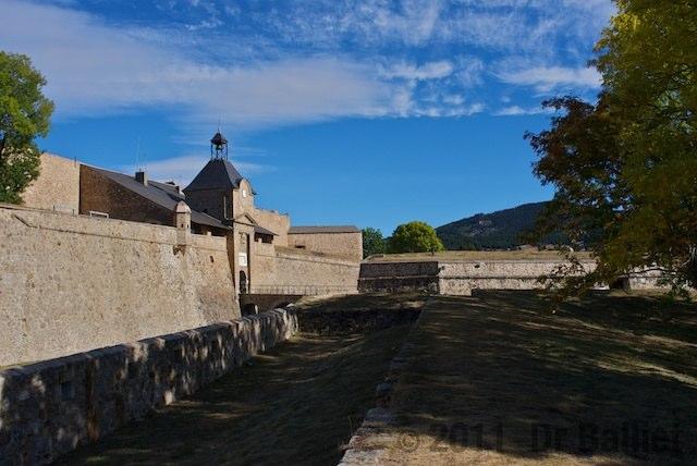 Place forte de Mont-Louis - Citadelle