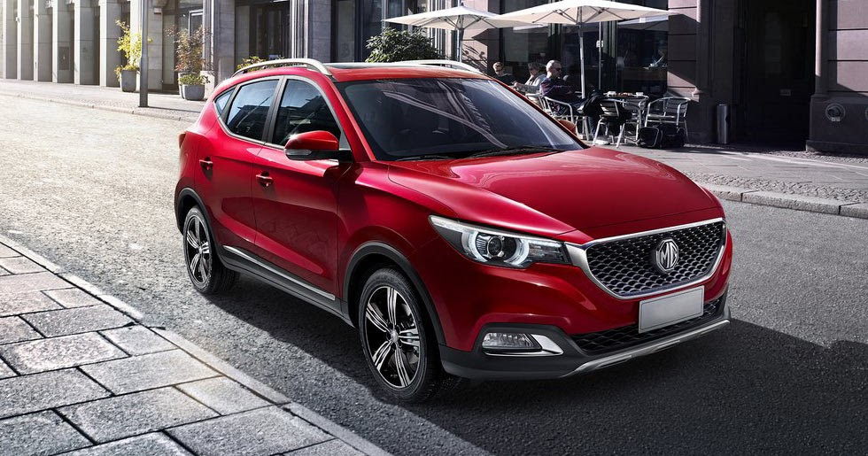 New Mg Xs Announced For The Uk Is A Rebadged Zs