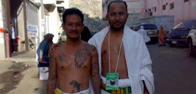 Kisah Jamaah Haji Bertato Asal Indonesia yang Sempat Dilarang Masuk Masjidil Haram