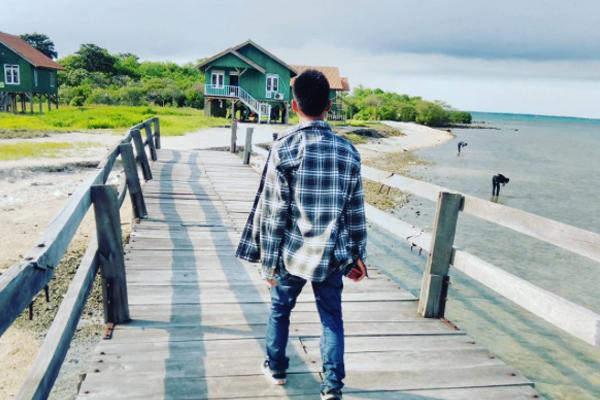 Wisata Pulau Lima Banten