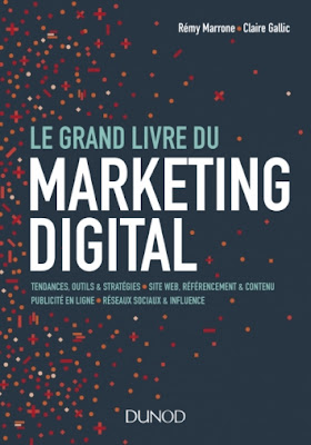 Télécharger Le grand livre du marketing digital DUNOD PDF gratuit