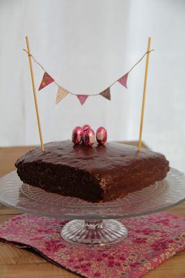 gateau , chocolat , Pâques, Patrick Roger