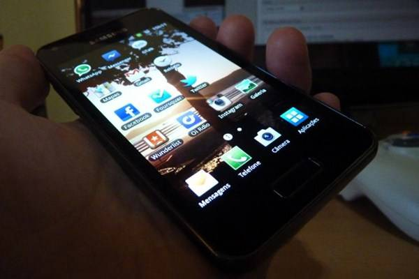 O Galaxy S II Lite tem um desempenho muito bom