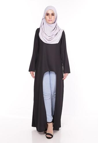 3 Tips Pilih Blouse Muslimah Mengikut Penampilan Diri